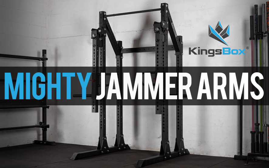 Mighty Jammer Arms Kingsbox